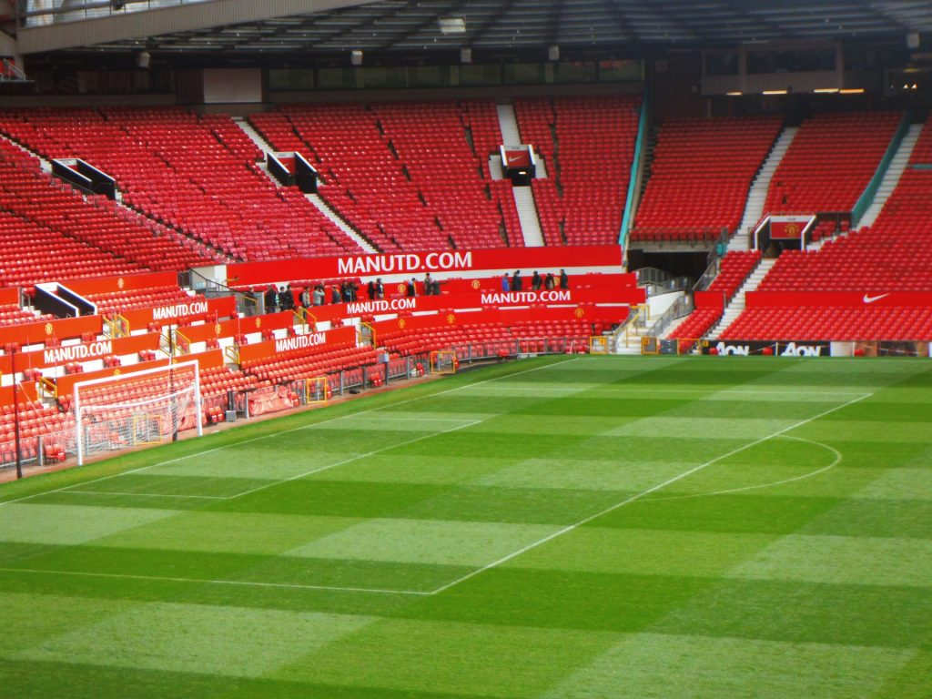 Rondleiding Old Trafford